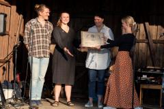 G&E stipendiat 2019 - Sandra Lovisa och Johan Berggren