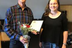 E&J stipendiat 2017 - Björn Hägglund