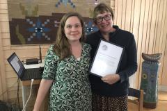 E&J stipendiat 2018 - Siw Burman